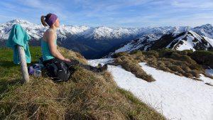 Gipfel Schwaigberghorn
