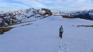 Abstieg Schwaigberghorn