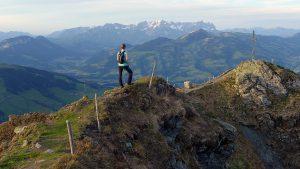 Gipfel Feldalphorn, Wilder Kaiser