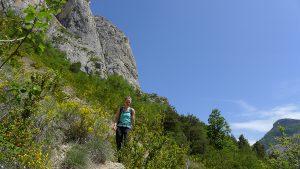 Abstieg Quiquillon d'Orpierre