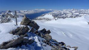 Gipfel Dammastock