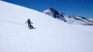 Abfahrt Rhonegletscher