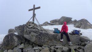 Gipfel Klein Furkahorn