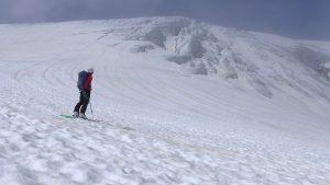 Griesgletscher Gletscherbruch