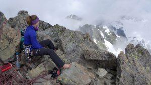 Gipfel Wendenhorn, Grassen