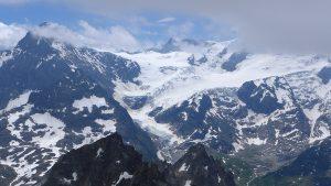 Steigletscher, Sustenhorn, Dammastock