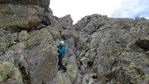 Abstieg Wendenhorn