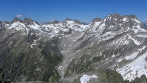 Saashörner, Leckihörner, Witenwasserenstock, Pizzo Rotondo