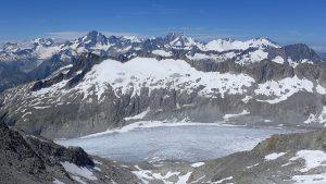 Rhonegletscher, Berner Alpen