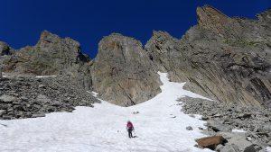 Abstieg Alplistock