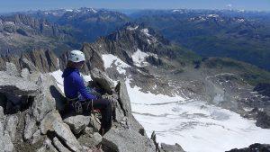 Gipfel Galenstock