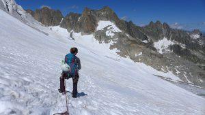 Tiefengletscher, Gletschhorn